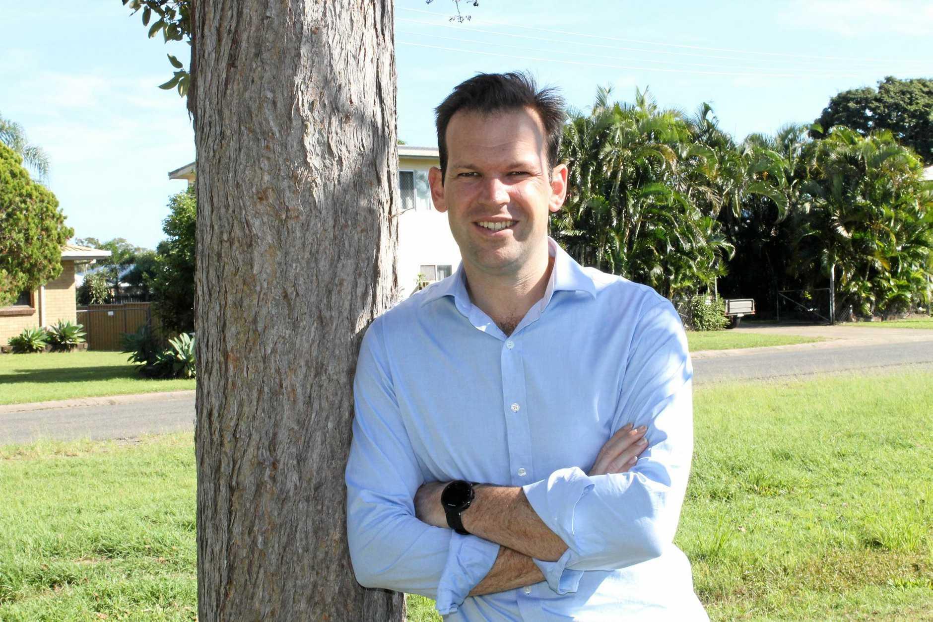 Minister for Northern Australia Matt Canavan
