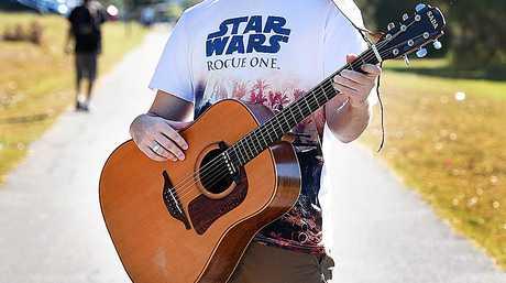 Fraser Coast eligible bachelor - Aaron Waszaj.