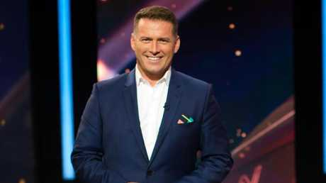 Karl Stefanovic, host of Channel Nine's This Time Next Year.