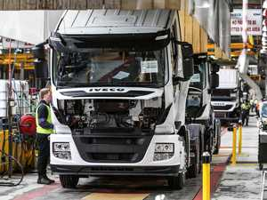 Iveco commits to another Aussie build