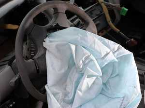 Faulty air bags fitted to Aussie cars