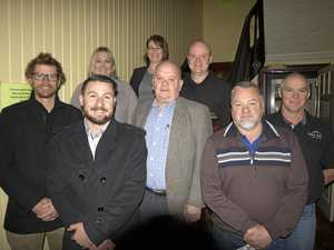 Chamber rings in a new year as leadership changes