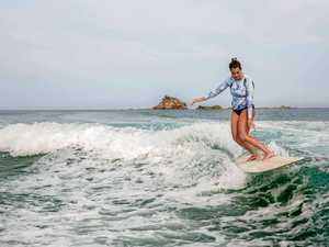 Innes shows style in South Korean surf