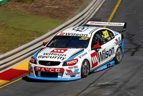 Garth Tander is ready to continue his long-time track record in Ipswich this weekend.