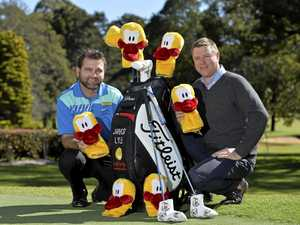 Golfers to don yellow in support of Jarrod Lyle