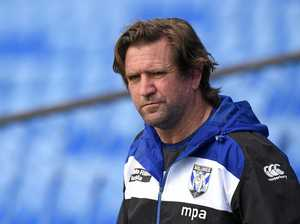Hasler has say on Bulldogs board talk