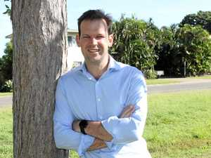 DUAL CITIZEN: Senator Matthew Canavan has stepped down as Minister for Resources and Northern Australia until his citizenship problem is resolved.