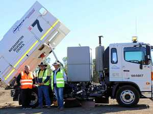 New $330k machine helps Rocky council clean up region's act