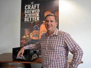 Bundy ginger beer boss named entrepreneur of the year