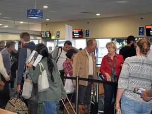 Airport chaos: Passengers left in the dark about delays