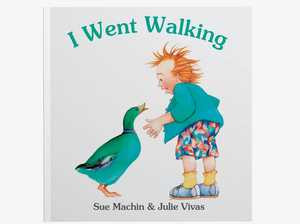 Great Australian Storybook Collection: Take a walk in his shoes