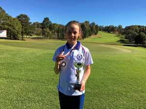 Mary does well against Queensland's best