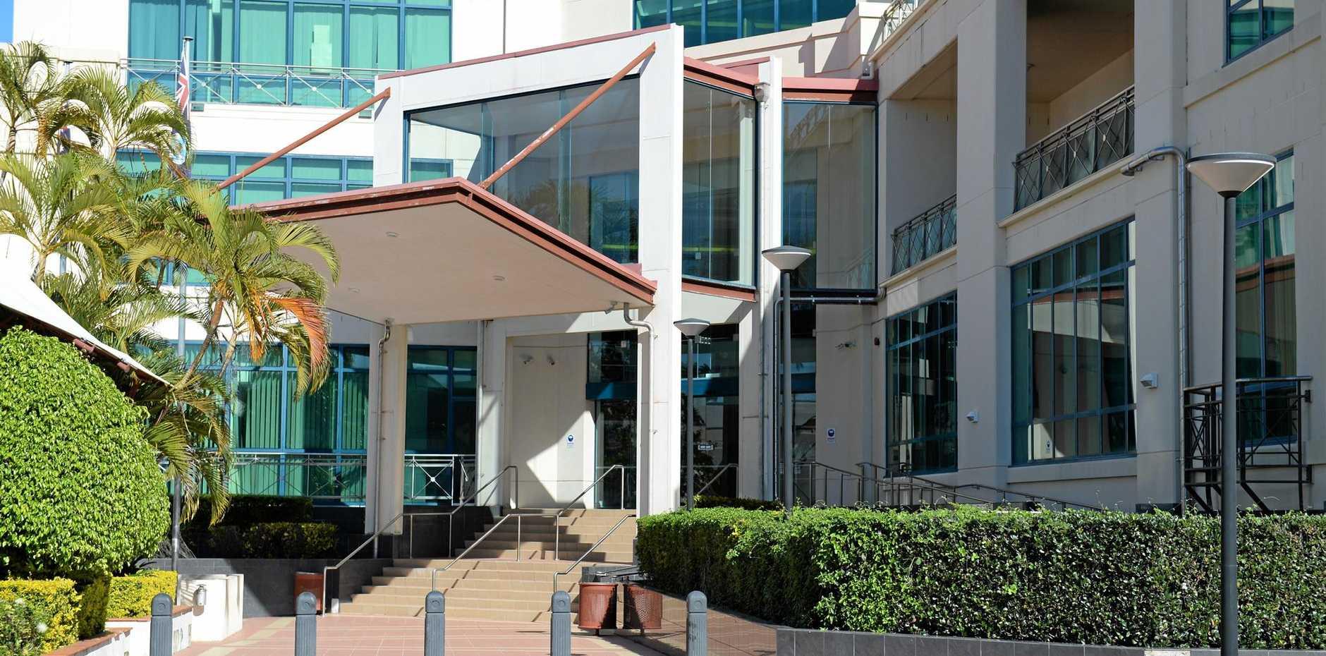 Rockhampton Court