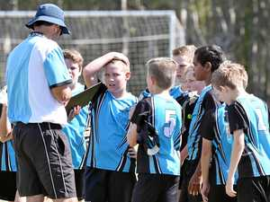 Hervey Bay hosts the state's best young football players