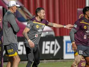Boyd hints at coaching move as Broncos deal beckons
