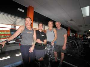 Heavy workouts for Airlie Fitness