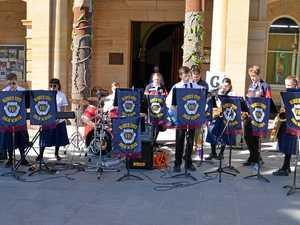 Warwick High students jazz it up