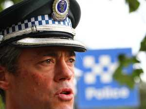 Tweed/Byron Local Area Command Crime Manager Detective Inspector Brendon Cullen