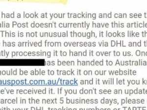 People are loving this Australia Post email to a customer