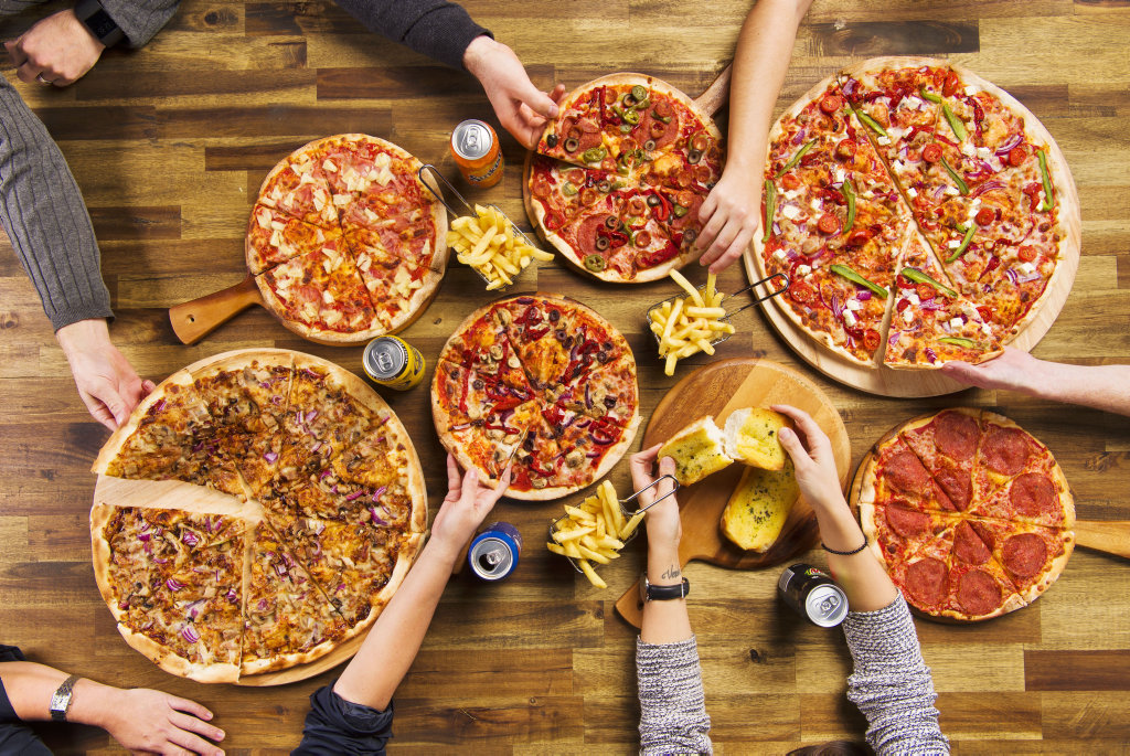 New York Slice is delighting Toowoomba with its pizza delights.