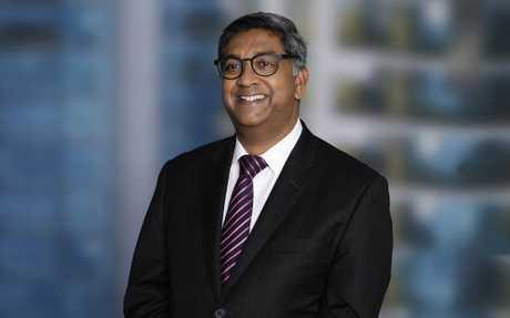 FUTURE REPORT: Deloitte Australia Access Economics lead partner Dr Pradeep Philip.