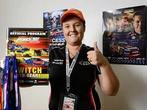Why Kelli enjoys being part of 'V8 volunteer family'
