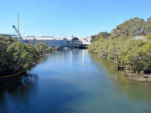 Mangroves out, restaurants in at Sunshine Plaza development