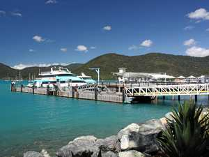 Shute Harbour ferry service back