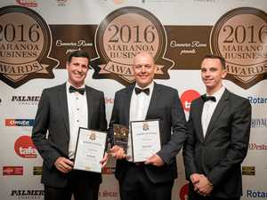 Roma's business sector awards