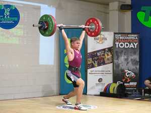 Lifting into the record books