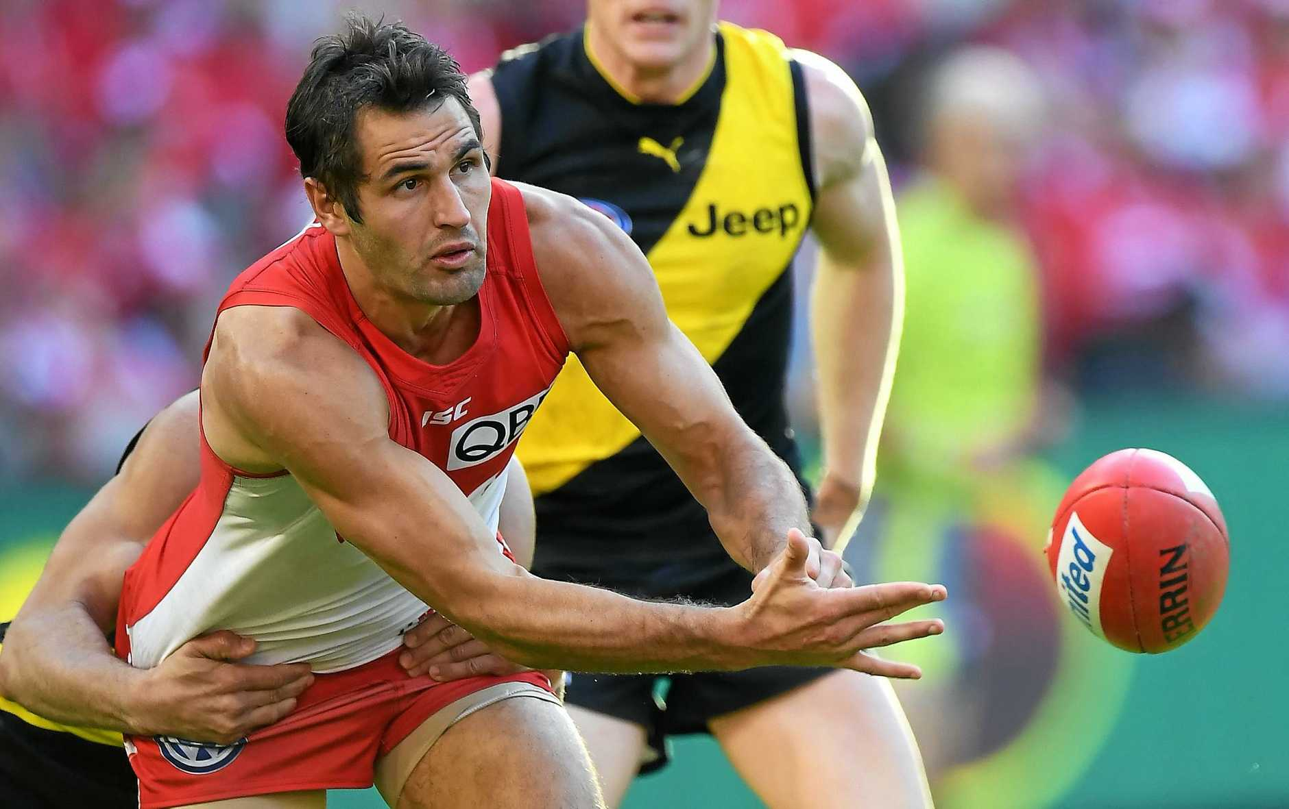 MILESTONE GAME: Sydney Swans skipper Josh Kennedy will play his 200th AFL game against the Hawthorn Hawks tonight.