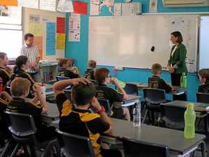 New rooms for Blackbutt school