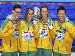 Aussie swimmer fears no one at championships