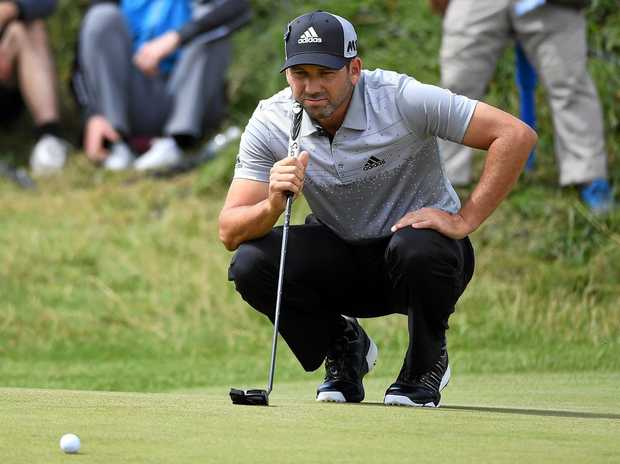 Masters champion Sergio Garcia plans to play in Australian PGA Championship