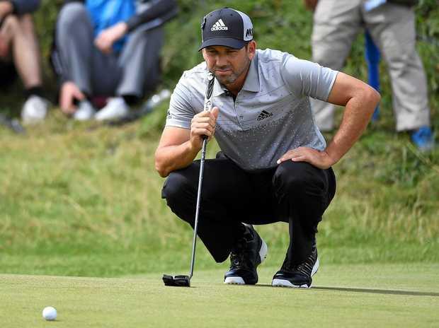 Sergio Garcia bound for Australian PGA Championship
