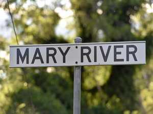 Mary River Bridge reduced to single lane