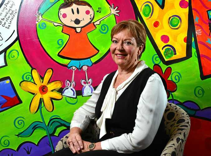 Debbie Blumel is CEO of the Gympie Children's Therapy Centre on Red Hill Rd.