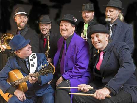 The Seven Deadly Swings will be part of the entertainment at the Beats Gala awards dinner on July 29.