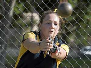Athletics stars prominent at awards