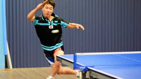Chanung Jung will be coaching players in the lead-up to state titles and junior nationals in Townsville next year.