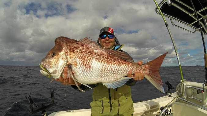The 2014 Dave Irvine Snapper Classic produced some excellent catches. It will be held off Coffs Harbour next month, from August 4-6. PHOTO: CONTRIBUTED