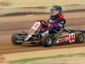 Maryborough Speedway to host Australian karting title