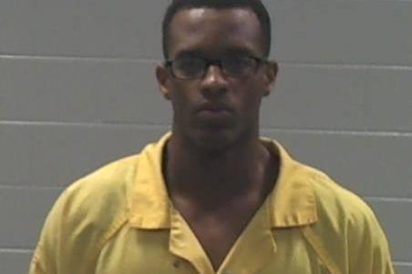 Dwanya Hickerson, 21, was jailed for 40 years for murder (Jackson County Sheriff Department)