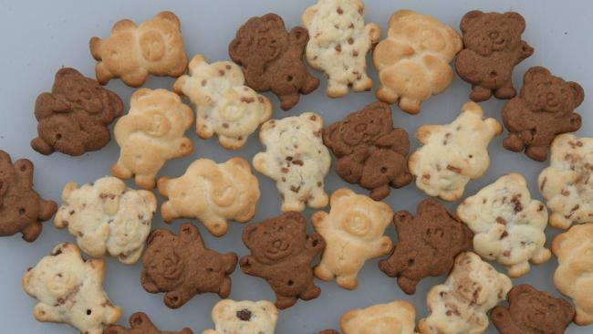 Arnott's Tiny Teddy biscuits are a favourite in many households.