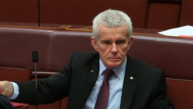 Senator Malcolm Roberts. Picture: Kym Smith.