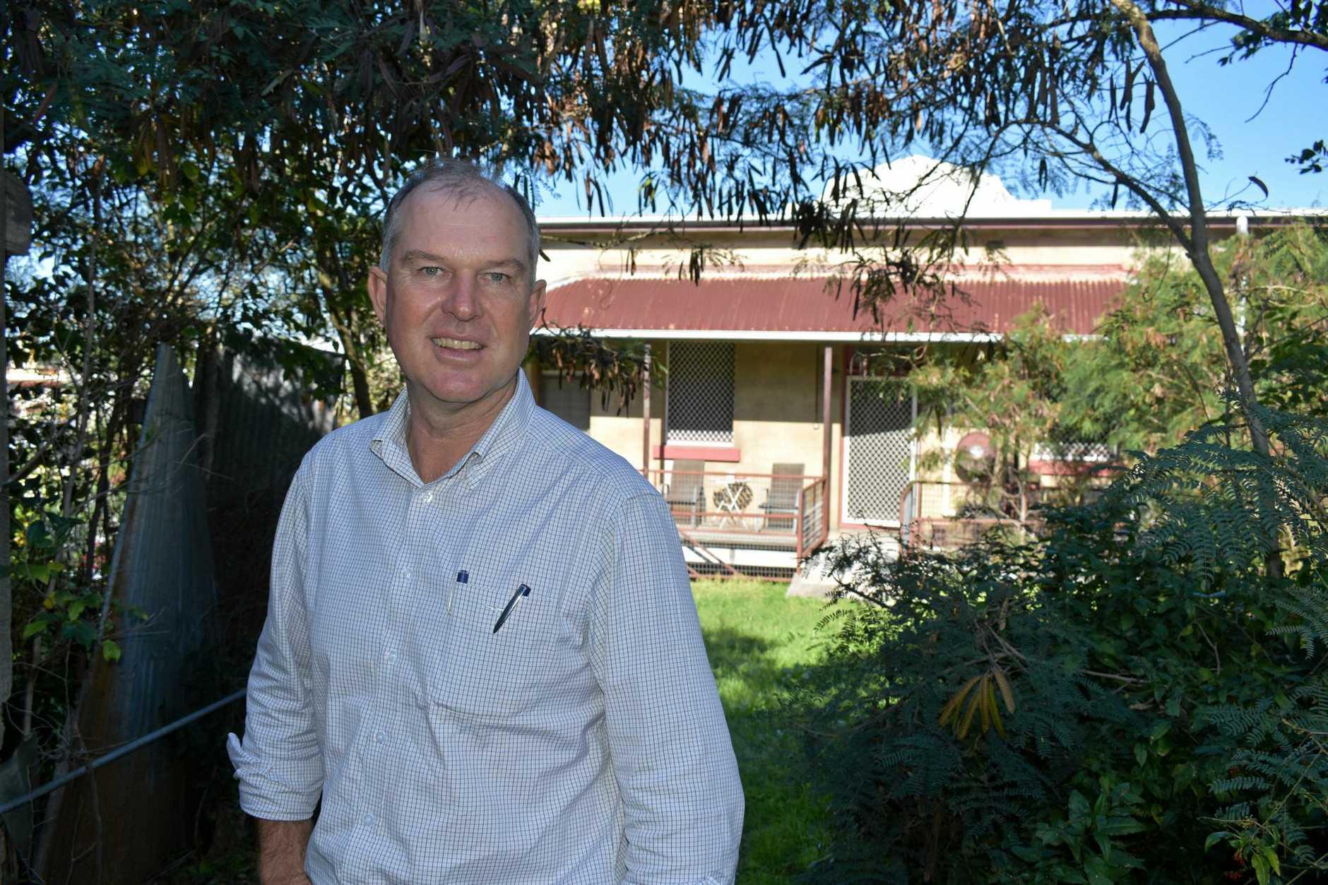 Tony Perrett (Member for Gympie)
