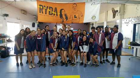 EDUCATING: This year the Rotary Club of Mackay North held their 15th annual driver awareness program with over 200 local students.