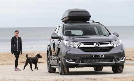 Honda's CR-V VTi-L.