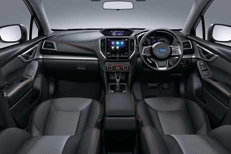 Subaru's 2017 XV.