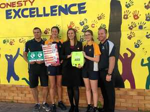 $1k grant a life saver for a Gladstone high school